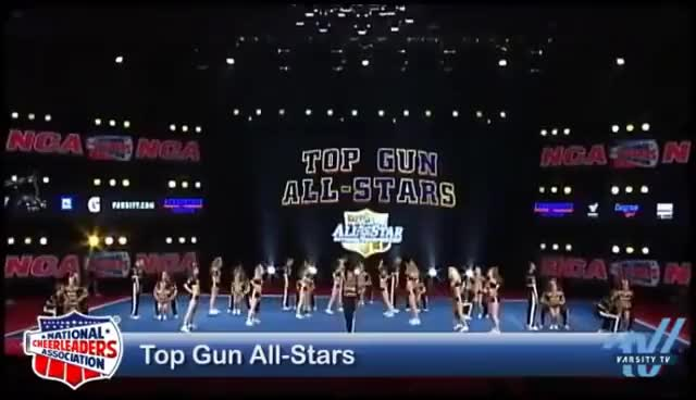 Watch Top Gun GIF on Gfycat. Discover more cheer, nca nationals, top gun GIFs on Gfycat