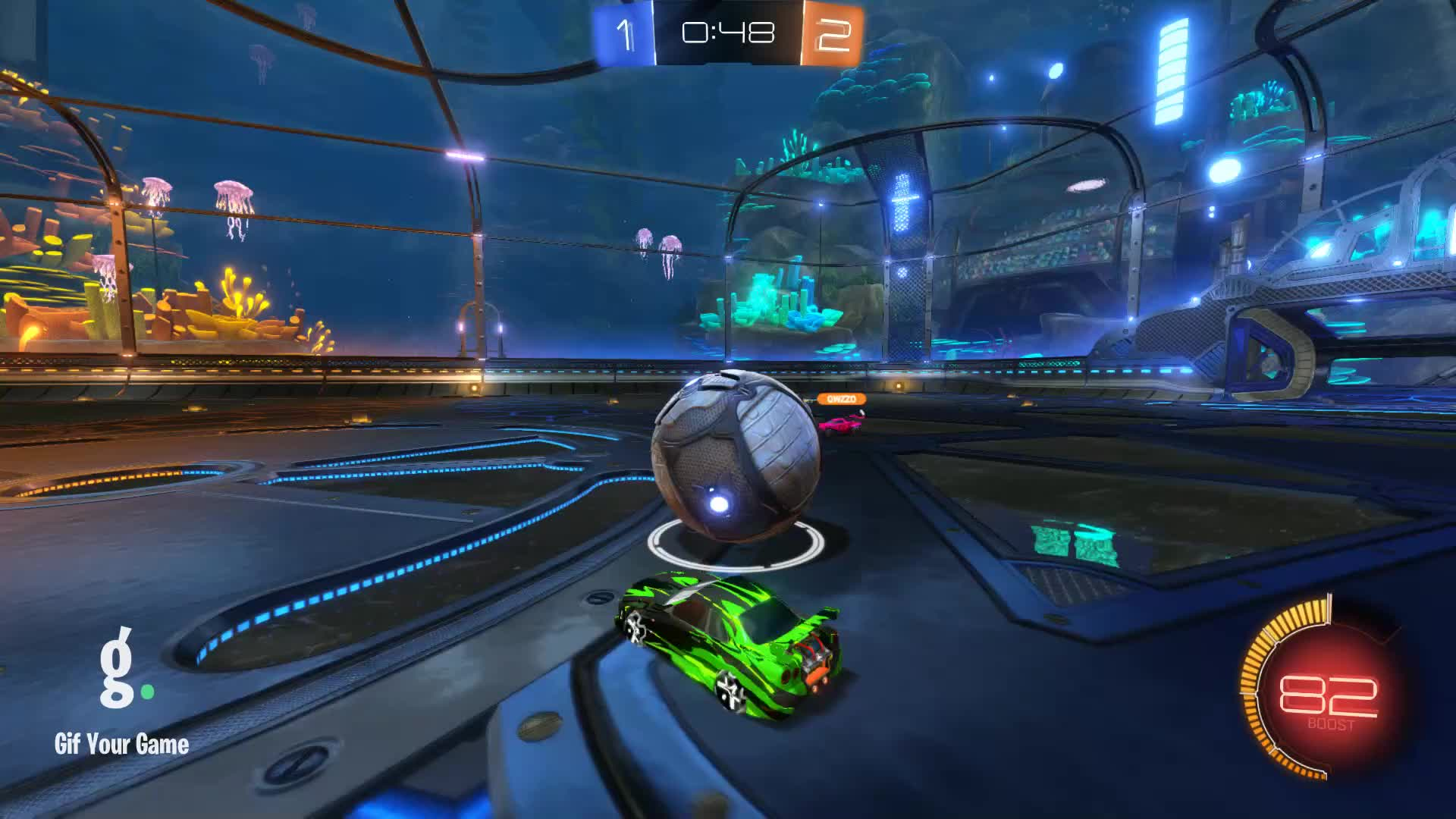 DRAGONGHOST, Gif Your Game, GifYourGame, Goal, Rocket League, RocketLeague, Goal 4: DRAGONGHOST GIFs