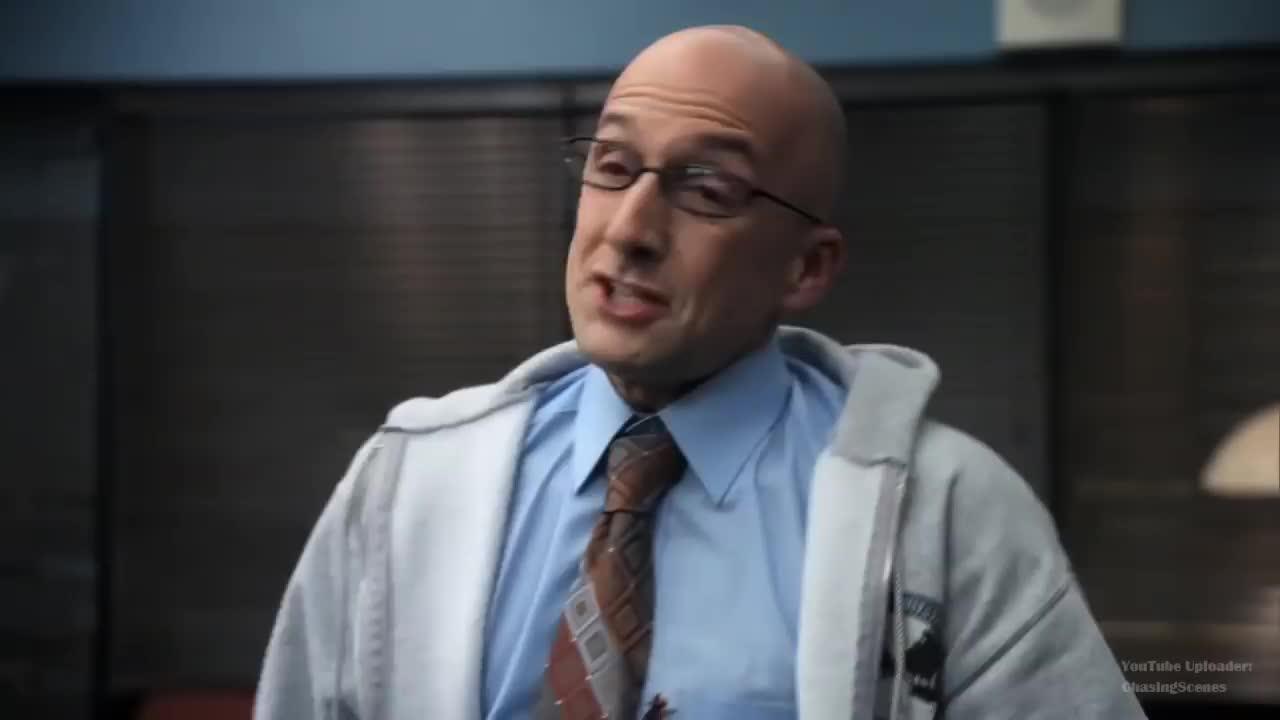 jim rash, Community 2x09 The Conspiracy - Part 3 GIFs