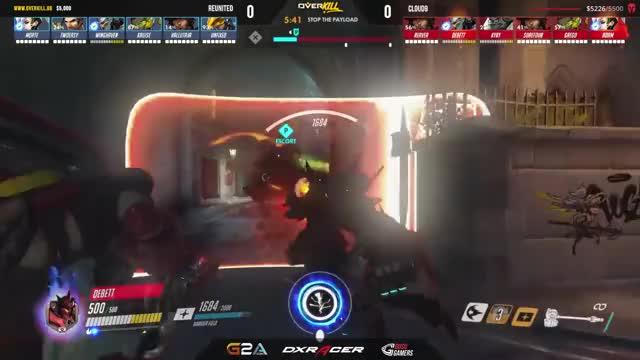 Overkill League ||| Cloud9 vs REUNITED ||| Grand Final BO9
