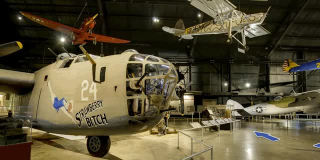 Watch and share National Museum Of The US Air Force GIFs on Gfycat