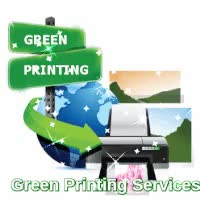 Watch and share Green Printing Or Eco Friendly Printing GIFs on Gfycat