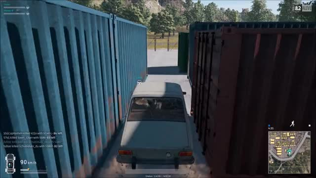 Watch and share Car Chase GIFs and Boom GIFs on Gfycat