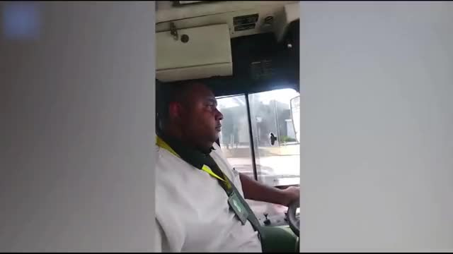 Watch and share Bus Driver Taking A Selfie GIFs by Sause246 on Gfycat