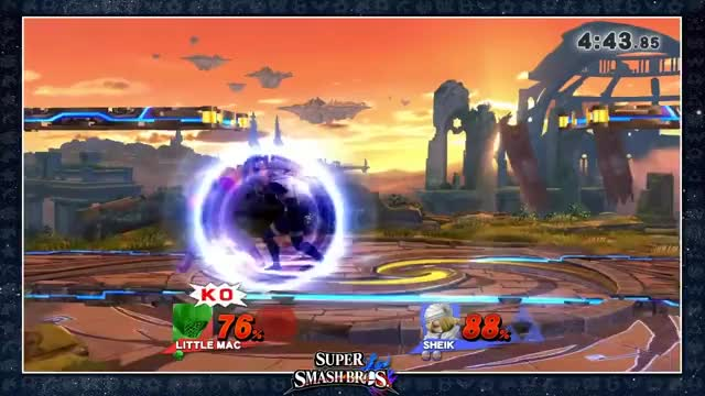 Smash Bros | Riserbeck Vs Zero | El campeon del Mundo | Epic