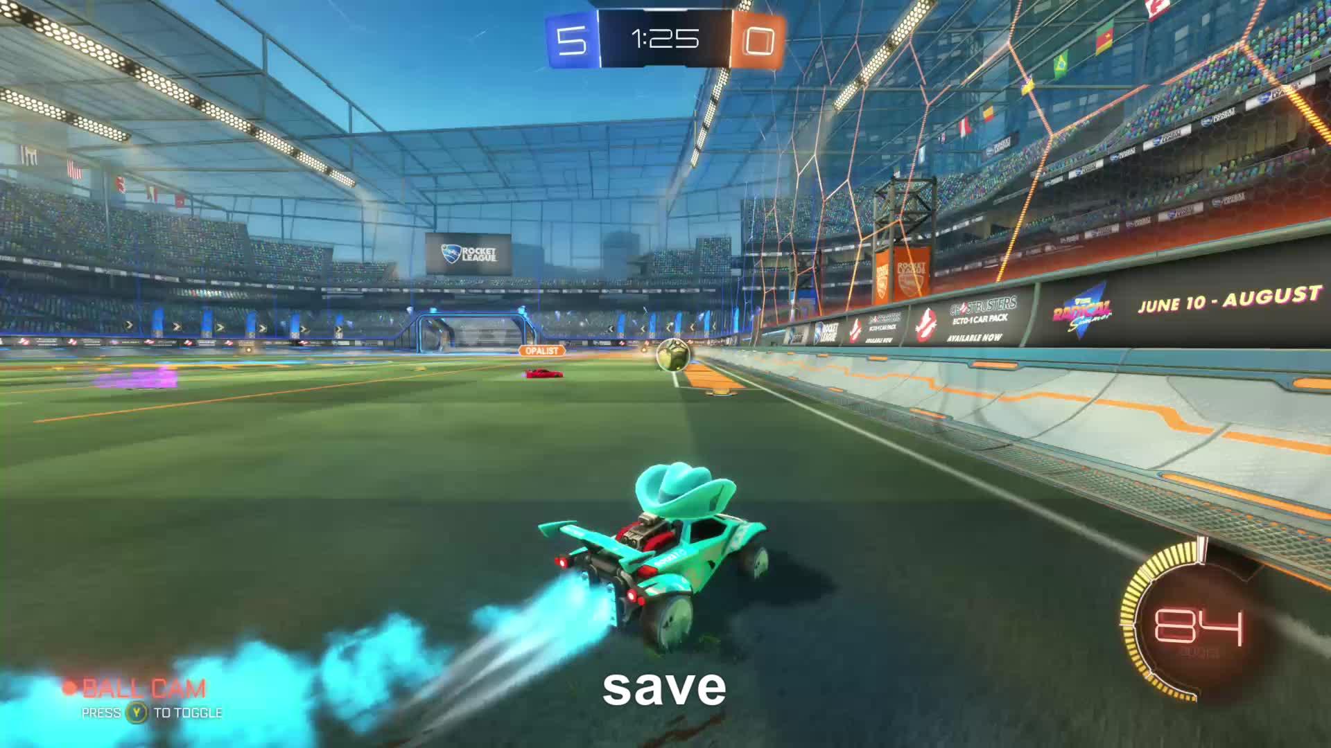 RocketLeague, The Grand Plat, gamer dvr, xbox, xbox one, ceiling save GIFs