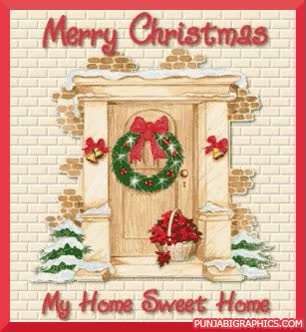 Watch Merry Christmas: Sweet Home GIF on Gfycat. Discover more related GIFs on Gfycat