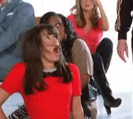 Watch Not sure where these are from but I am CACKLING!! GIF on Gfycat. Discover more Faberry, achele, could be either or, or GIFs on Gfycat