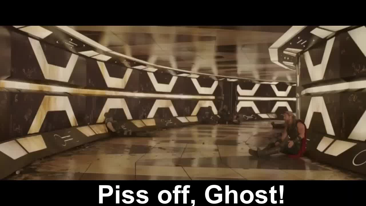 Piss off, Ghost! GIFs