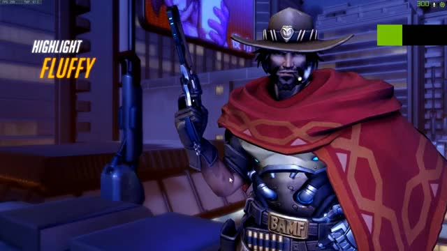 Watch Overwatch GIF by Olie (@zeelex) on Gfycat. Discover more highlight, mccree, overwatch GIFs on Gfycat