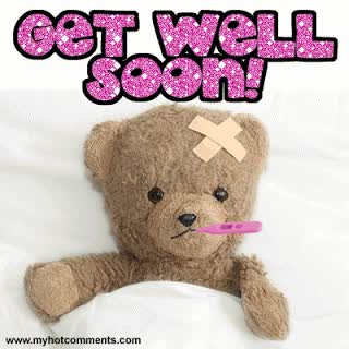 Watch and share I HOPE U FEEL BETTER SOON!! GIFs on Gfycat