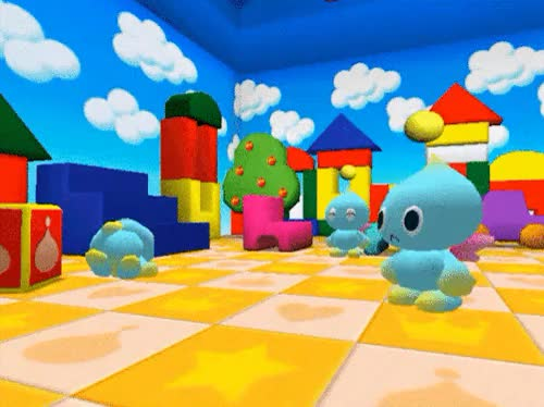 Watch and share Chao Kindergarten GIFs and Sonic Adventure 2 GIFs on Gfycat