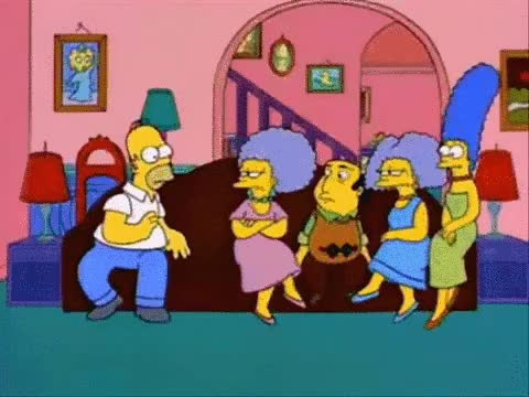 Watch Simpsons Tumbleweed GIF on Gfycat. Discover more related GIFs on Gfycat