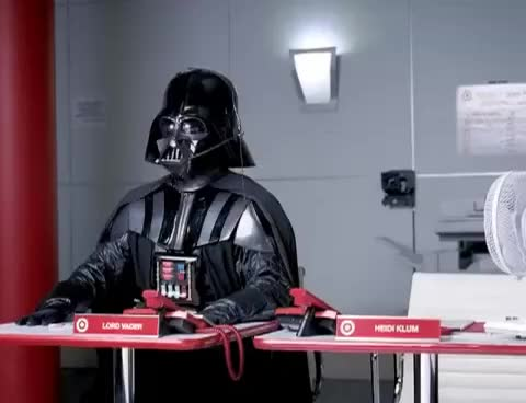 Watch this darth vader GIF on Gfycat. Discover more darth vader, vader GIFs on Gfycat