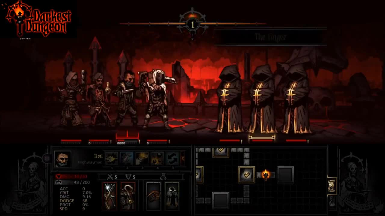 Collection, Darkest, Despair, Dungeon, Game, GamePlay, Narrator, Quest, boss, destroyed, enemies, epic, failed, hopeless, lovecraft, madness, moments, mythos, resolve, valor, Darkest Dungeon: Moments of Valor and Despair GIFs