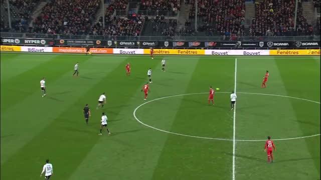 Goal Hatem BEN ARFA (35') / Angers SCO - Stade Rennais FC (3-3) (SCO-SRFC) / 2018-19