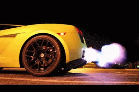 Watch and share Fire Exhaust GIFs on Gfycat