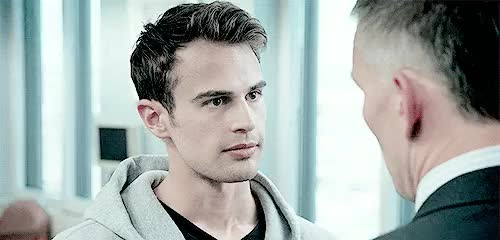 Watch and share Golden Boy GIFs and Theo James GIFs on Gfycat