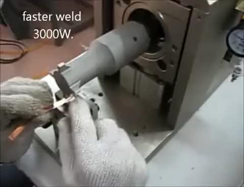 Watch and share Ultrasonic Metal Welding Machines GIFs on Gfycat