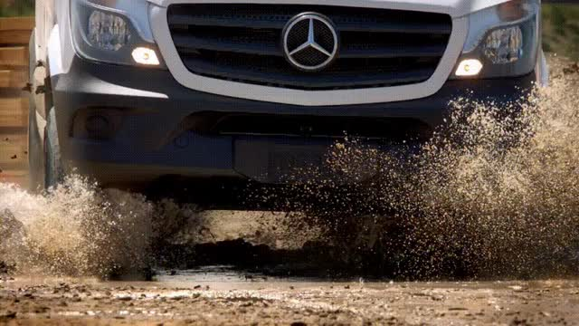 Watch and share Mercedes-Benz Sprinter Van Special Offers   RBM Of Atlanta GIFs on Gfycat