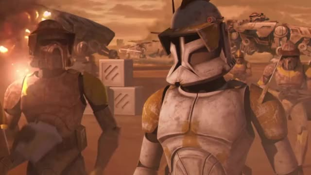 Watch and share Battle Of Geonosis GIFs and Clone Wars 1080p GIFs by thekhannunist on Gfycat