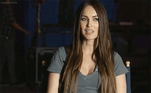 actress, beautiful, call of duty, celeb, celebrity style, celebs, cod, flawless, gifset, goddess, hand gestures, hope this makes up for it, interview, megan fox, megan fox gif, megan fox gifs, meganfox, mine, molestmefox, perfection, queen, so cute, sorry i haven't posted in a while, tumblr, megan fox trash GIFs