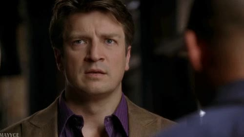 Watch hurt feelings GIF on Gfycat. Discover more nathan fillion GIFs on Gfycat
