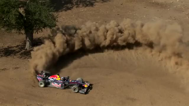 Watch Formula 1 comes to America! - Red Bull Racing takes first lap in Texas (reddit) GIF on Gfycat. Discover more related GIFs on Gfycat