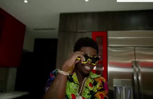 Watch and share Kodak Black GIFs and Music GIFs by Reactions on Gfycat