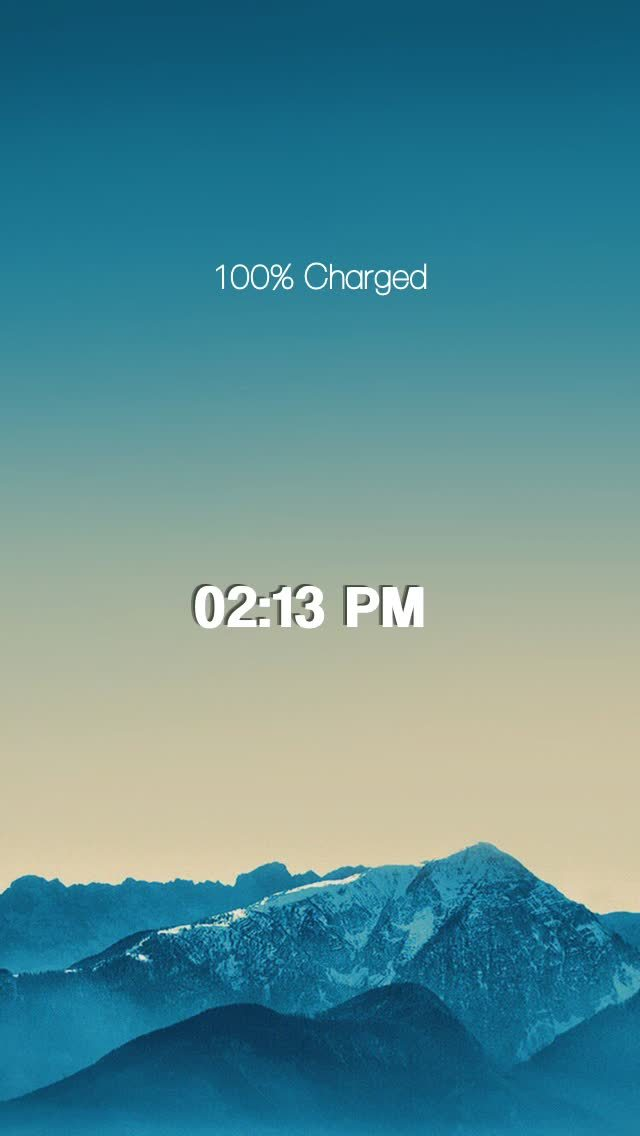iOSthemes, iosthemes, [Release] LS Itus - A clock that moves with your phone (An apologie for not being able to release HotAs) (reddit) GIFs