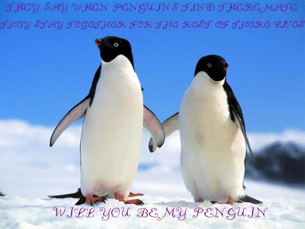 Watch and share Will You Be My Penguin Love You Angelica Baby Quote GIFs on Gfycat