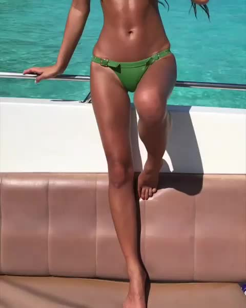 Watch this jennifer lee GIF by Media Paradise (@entfanatic) on Gfycat. Discover more bikini, boat, jennifer lee, swimsuit GIFs on Gfycat