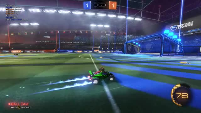 Watch and share Rocket League GIFs by Tennovan on Gfycat