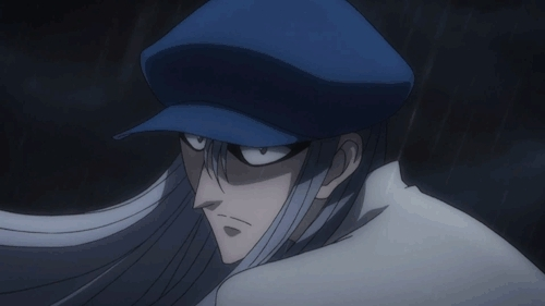 Crazy Slot, Hunter X Hunter, Kaito, Kite, anime, mygif, We didnt see much of him, but what we did see was fantastic GIFs