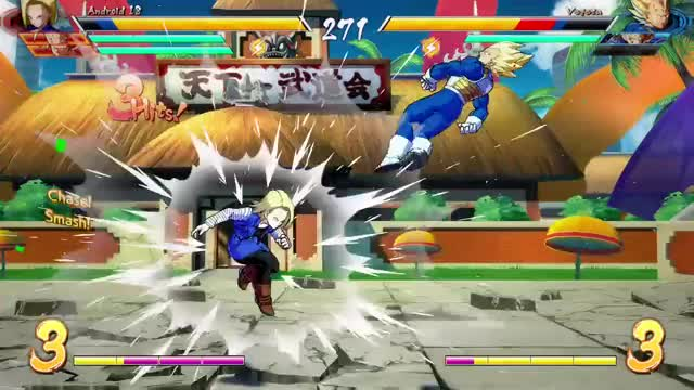 Watch this GIF by Gamer DVR (@xboxdvr) on Gfycat. Discover more DRAGONBALLFighterZClosedBeta, JRod365, xbox, xbox dvr, xbox one GIFs on Gfycat