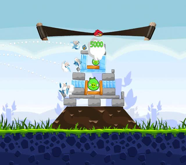 Watch and share Angry Birds Game Could Soon Be Coming To A Casino Near You GIFs on Gfycat
