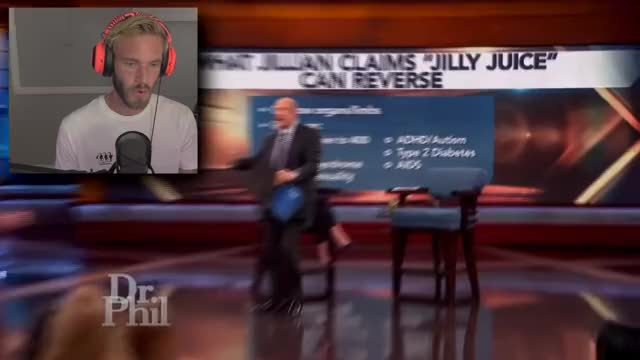 Watch What drinking her juice ACTUALLY gives you... -- Dr Phil #6 GIF by Sisdar Devine Eckman (@sisdar) on Gfycat. Discover more SATIRE, What drinking her juice ACTUALLY gives you, dr phil, dr phil 2018, dr phil jilly juice, dr phil jilly juice reaction, dr phil pewdiepie, jilly juice, pewdiepie dr phil, pewdiepie dr phil eminem GIFs on Gfycat