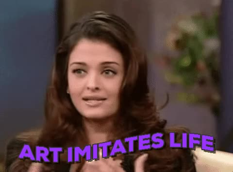 Watch Art Imitates Life Imitates Art GIF on Gfycat. Discover more aishwarya rai GIFs on Gfycat