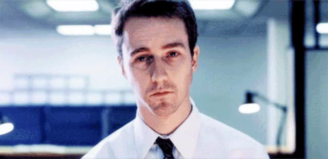 Watch and share Edward Norton GIFs on Gfycat