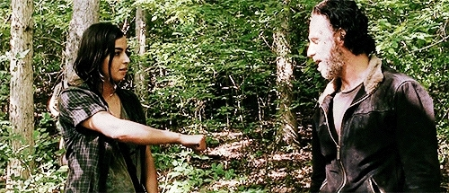Fist Bump Walking Dead GIFs