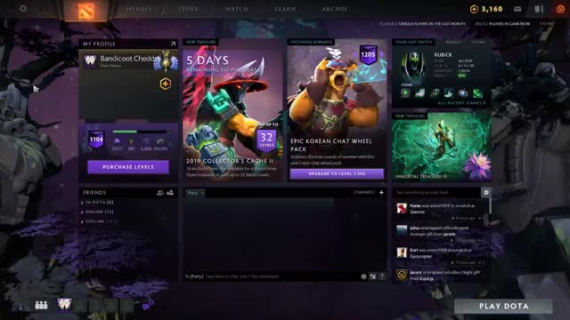 Dota 2] Trophies Page Crash GIF by (@cheddarcheese) | Find