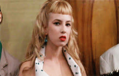 annoyed, cry baby, eye roll, over it, traci lords, whatever, Traci Lords Eye Roll GIFs