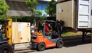 Watch and share Forklift Professionals Sped Up GIFs on Gfycat