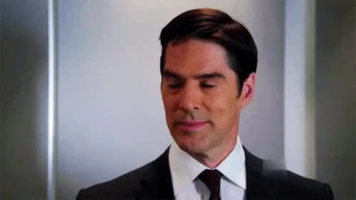 Watch and share Aaron Hotchner GIFs and Criminal Minds GIFs on Gfycat