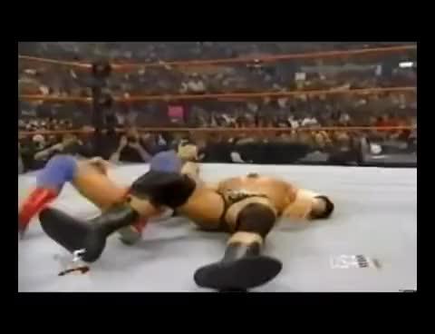 Chris Jericho Double Lionsault