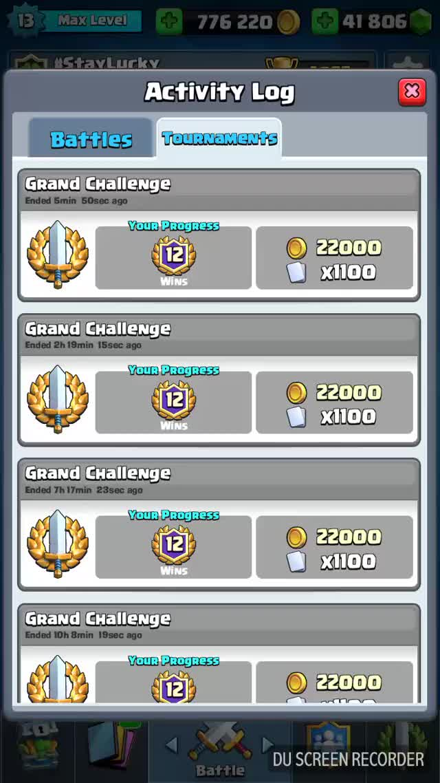 Watch Unstoppable Activity Log GIF by Brawl Stars Up (@clashroyalearena) on Gfycat. Discover more related GIFs on Gfycat