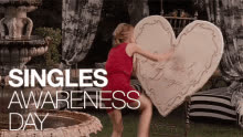 Singles Awareness Day GIFs