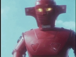 gtfo, super robot red baron,  GIFs