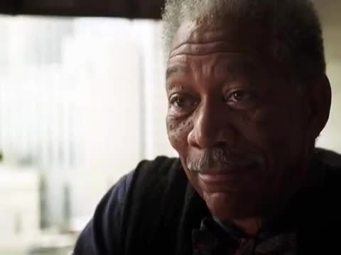 batman, blackmail, dark, fox, freeman, good, good luck, got, if, knight, lucious, luck, morgan, of, proud, so, the, think, this, you, Lucius Fox - Good Luck GIFs