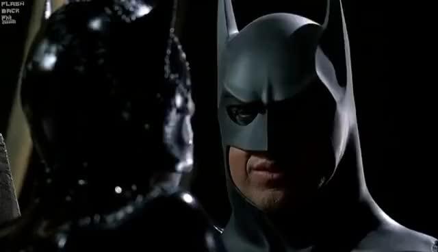 Watch and share Batman Vs Catwoman | Batman Returns GIFs on Gfycat
